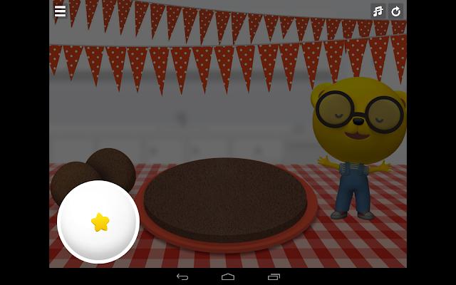 Make a Birthday Cake With Eddy - screenshot
