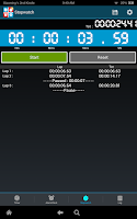 Screenshot of Timers4Me Timer&Stopwatch Pro