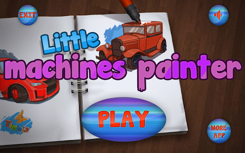 Little Machines Painter