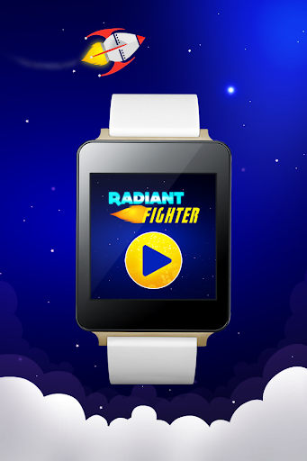 Radiant Fighter - Android Wear
