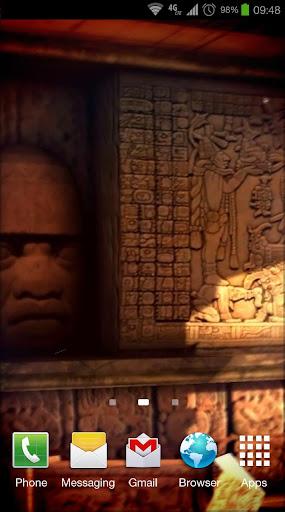 玩個人化App|Mayan Mystery 3D Pro lwp免費|APP試玩