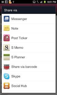 Post Ticker- screenshot thumbnail