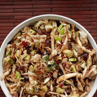 Cabbage Salad Balsamic Vinegar Recipes.