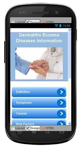 Dermatitis Eczema Information
