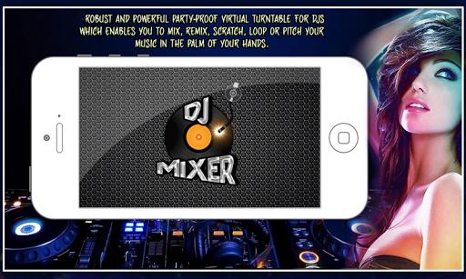 DJ Mixer : Mix your playback