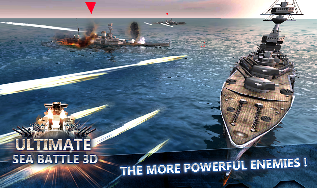 Sea Battle: Warships (3D) APK Mod v1.6.2 [LATEST] - Cover