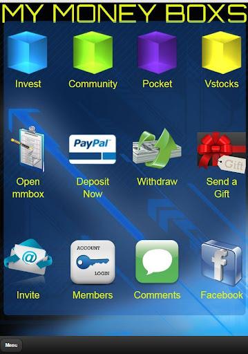 My Money Box System