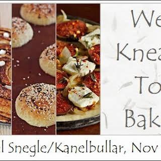 Kanel Snegle/ Kanelbullar (Swedish Cinnamon Snails/ Rolls).