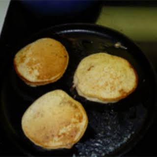 Gluten Free Pancakes.