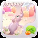 GO SMS Pro Elephant Theme EX icon