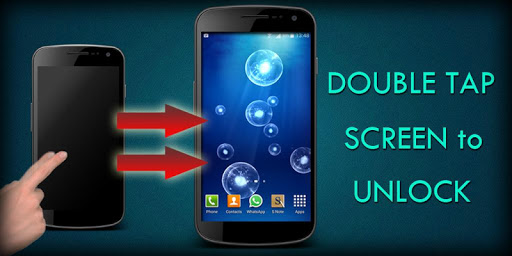 Double Tap: Screen Wake Up