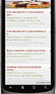 Bake Cake - screenshot thumbnail