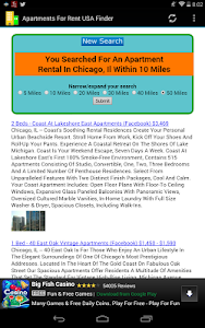 Apartments For Rent USA Finder screenshot 4