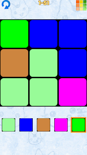 색깔 기억 玩解謎App免費 玩APPs