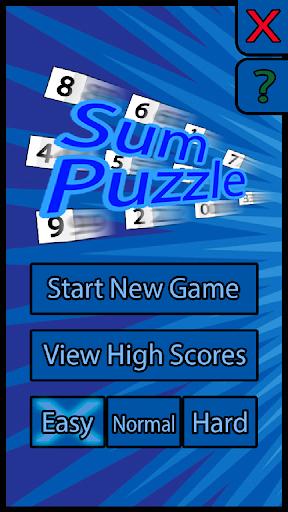Sum Puzzle