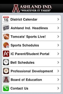 Ashland Independent Schools- screenshot thumbnail