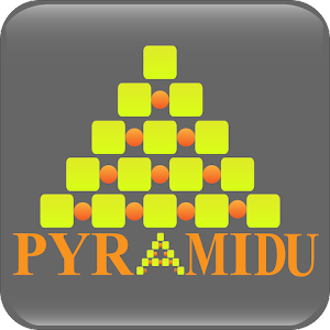 Pyramidu - Math pyramid puzzle