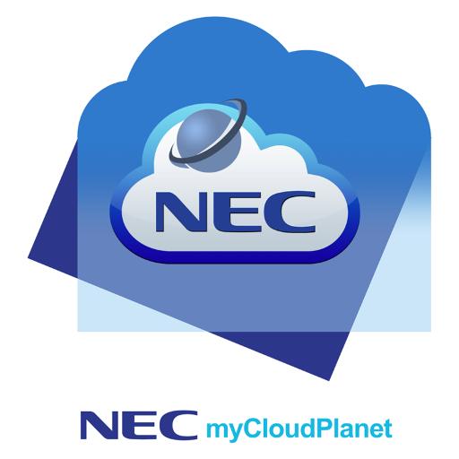 NEC myCloudPlanet player LOGO-APP點子