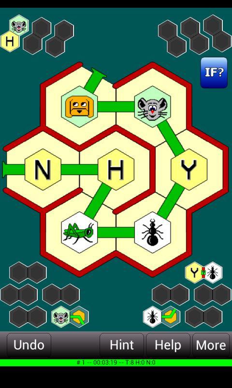 Honeycomb Hotel Free screenshot #2