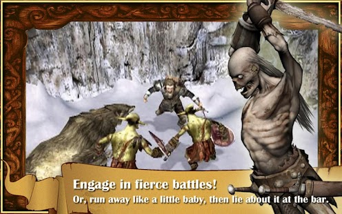 The Bard's Tale Screenshot 5