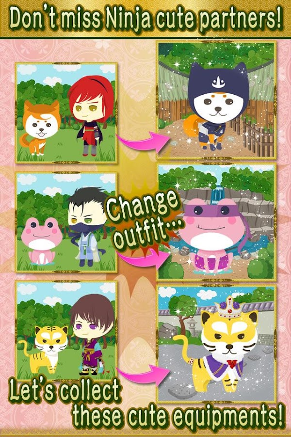 Shall we date?: Destiny Ninja - Android Apps on Google Play600