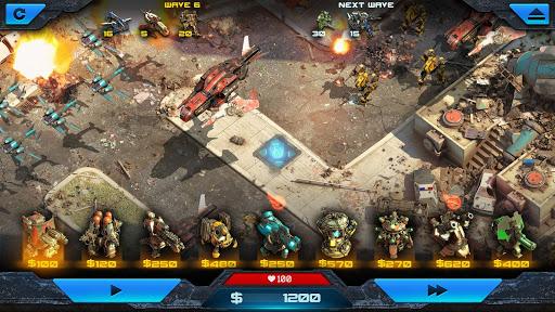 لعبة Epic War TD 2 v1.00 لجوالات الاندرويد