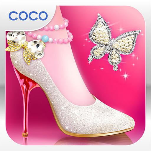 Coco High Heels Icon