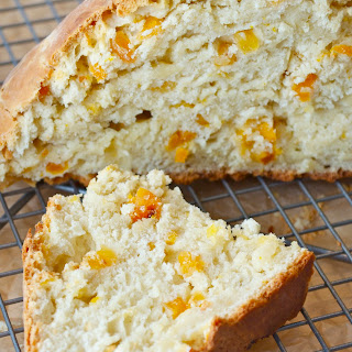 Apricot Orange Irish Soda Bread
