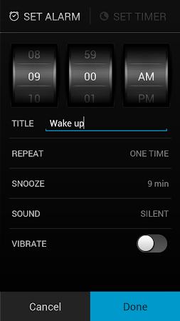 Alarm Clock 2.8.1 screenshot 47650
