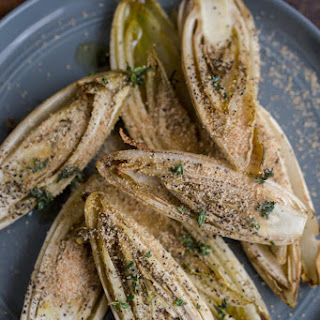 Roasted Endives with Thyme Recipe