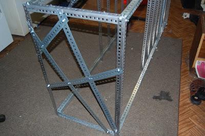 DIY 40(ish)U Rack Fun
