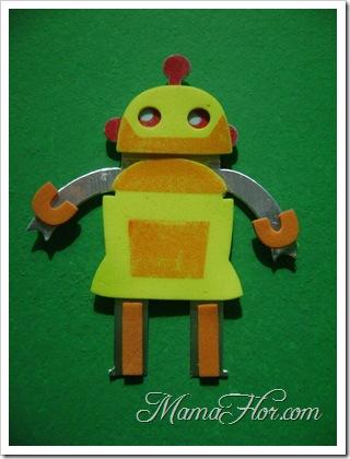 Decoración de Robot 2533