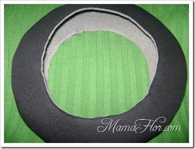 Sombrero de Bruja hecho PASO a PASO