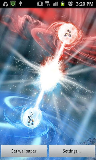 Dragon Ball Kamehameha LWP v1.1