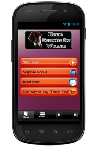 Home Exercise for Women Info