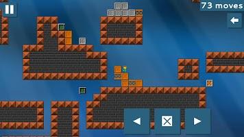 Screenshot of Arrange Escape