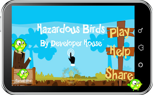 Hazardous Birds