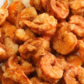 Hanamaulu-Style Shrimp