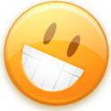 Humor,slapstick app rankings logo
