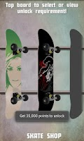 Screenshot of Fingerboard: Skateboard