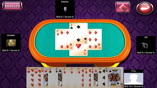 Tarneeb 1.8 screenshots 16