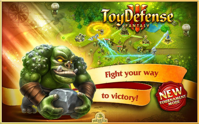 Toy Defense 3: Fantasy – TD - screenshot