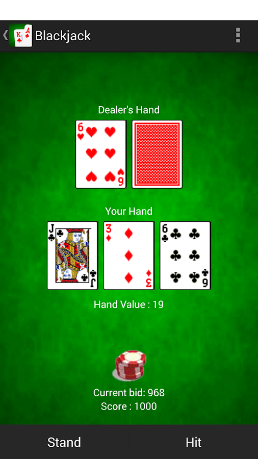 how to win at 21 card game