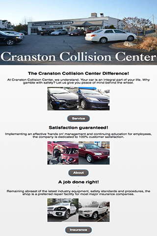 Cranston Collision Center