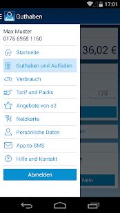 Mein o2 - screenshot thumbnail