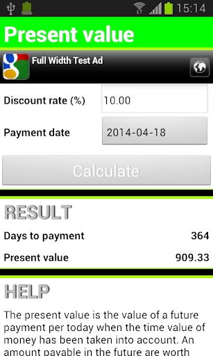 Finance Calculator Free