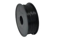 Black PLA Filament - 1.75mm