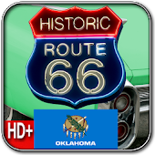 Route 66 OKLAHOMA HD+Wallpaper