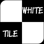 Not the white tile !