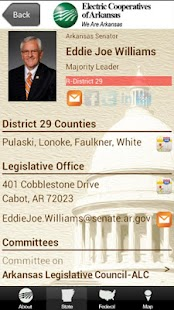 2015 AR Legislative Roster- screenshot thumbnail